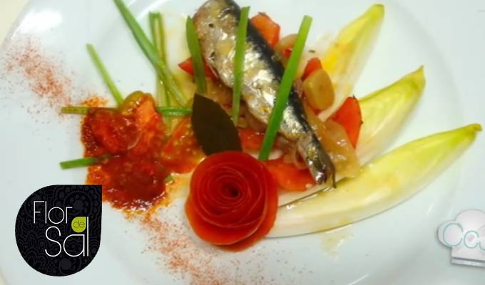 Receta de escabeche con sardinas